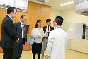 札幌禎心会病院の視察