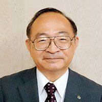 石橋博信氏