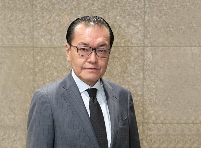 大谷地裕明理事長